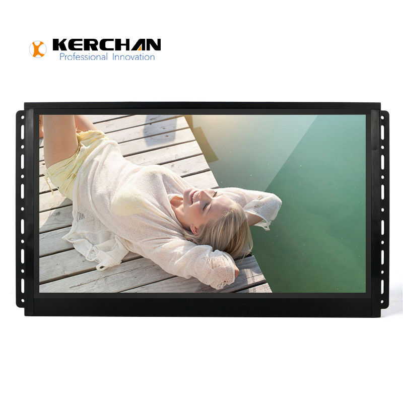 "Light 15.6"" Open frame Android wifi digital signage for retail store display ,touch optional"
